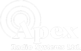Apex Logo White