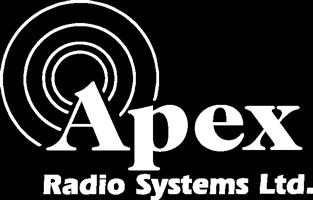 Apex Logo White