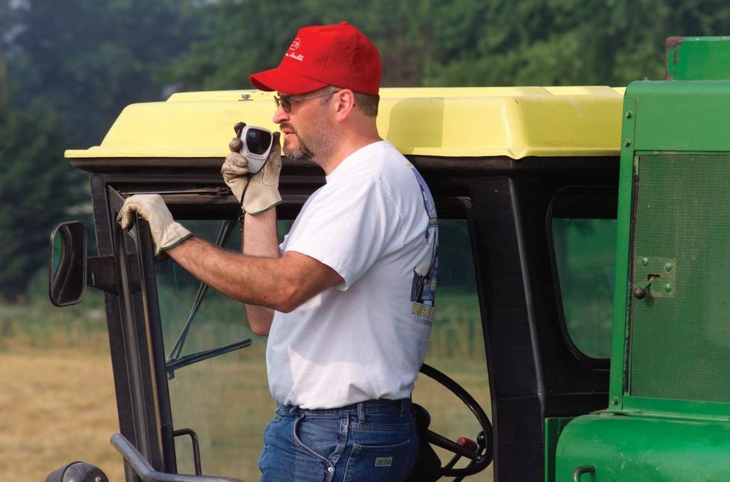 Radios for Farms