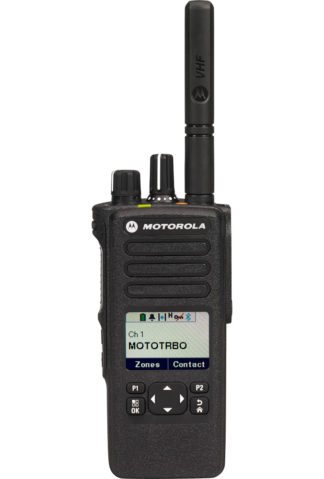 Motorola DP4600E Digital Radio