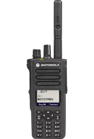 Motorola DP4801e Digital Radio