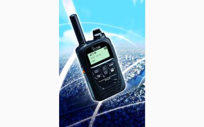 Icom IP501H LTE
