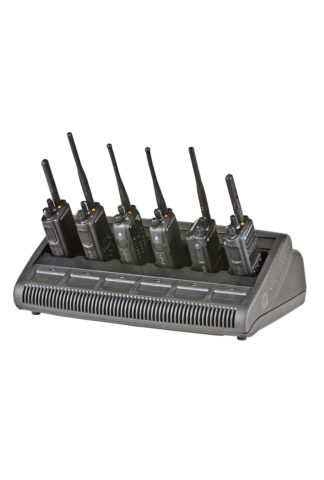 Motorola DP Series Six Way Charger