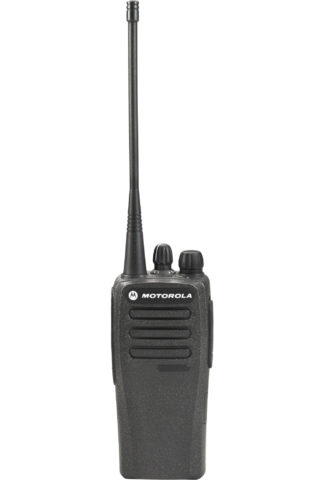 Motorola DP1400 Analogue Front