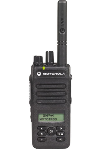 Motorola MOTOTRBO DP2600E Digital Radio
