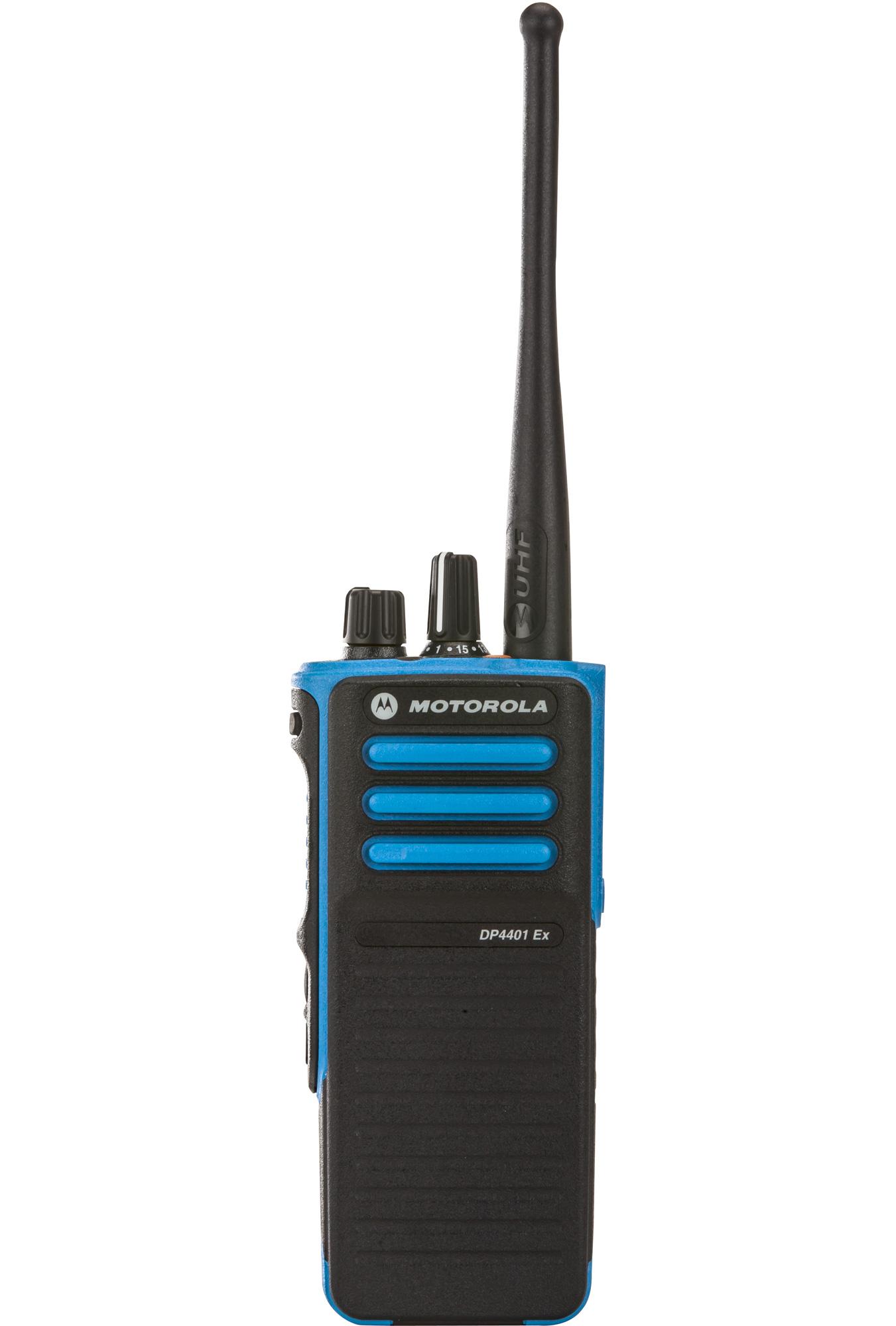 Motorola DP4401 EX | Apex Radio Systems
