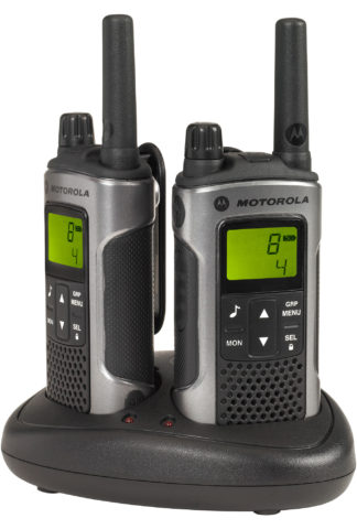 Motorola TLKR T80 Twin Pack