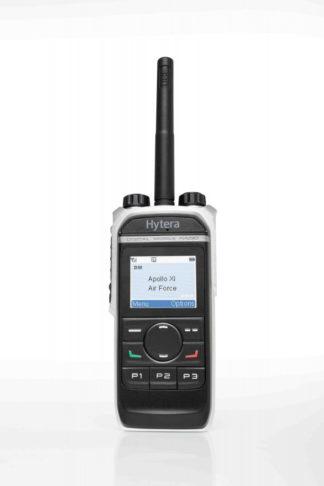 Hytera PD665 GPS