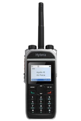 Hytera PD685 GPS