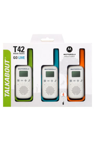 Motorola T42 Triple pack