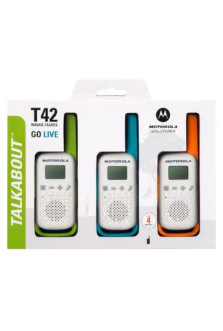 Motorola T42 Triple pack