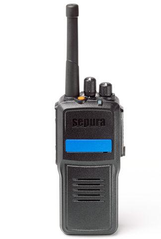 Sepura SBP8340 UHF/ SBP8310 VHF GPS Portable