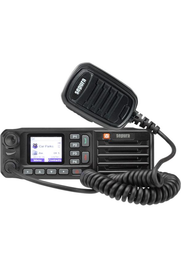 Sepura SBM8000 GPS Mobile