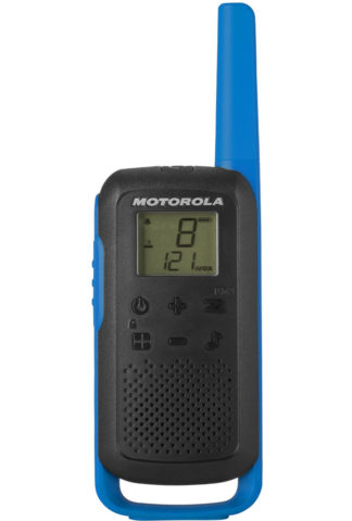Motorola T62 Twin pack- Blue