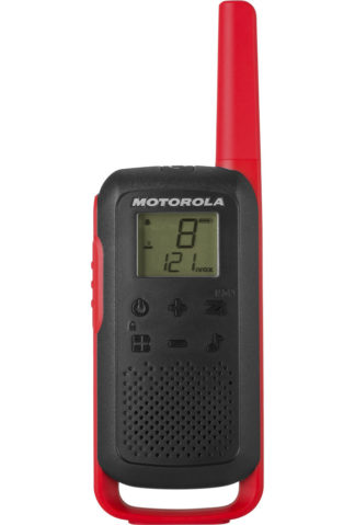 Motorola T62 Twin pack- Red