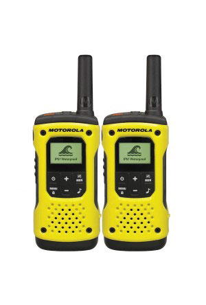 Motorola T92 H2O Two Way Radio