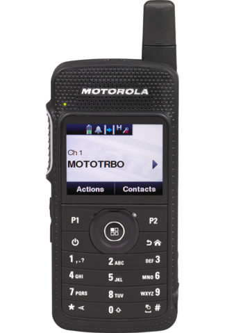 Motorola SL4010E Digital Radio