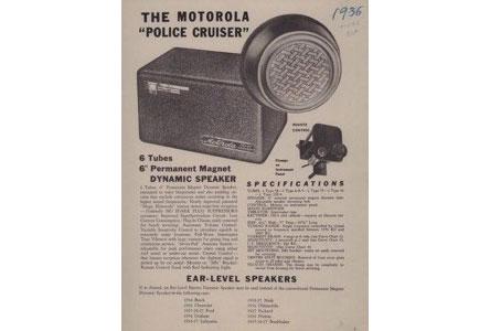 Birth of Two Way radios