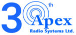 apex 30th logo