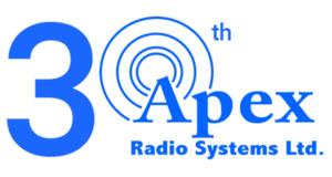 apex 30th logo