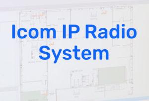 Icom IP radio system