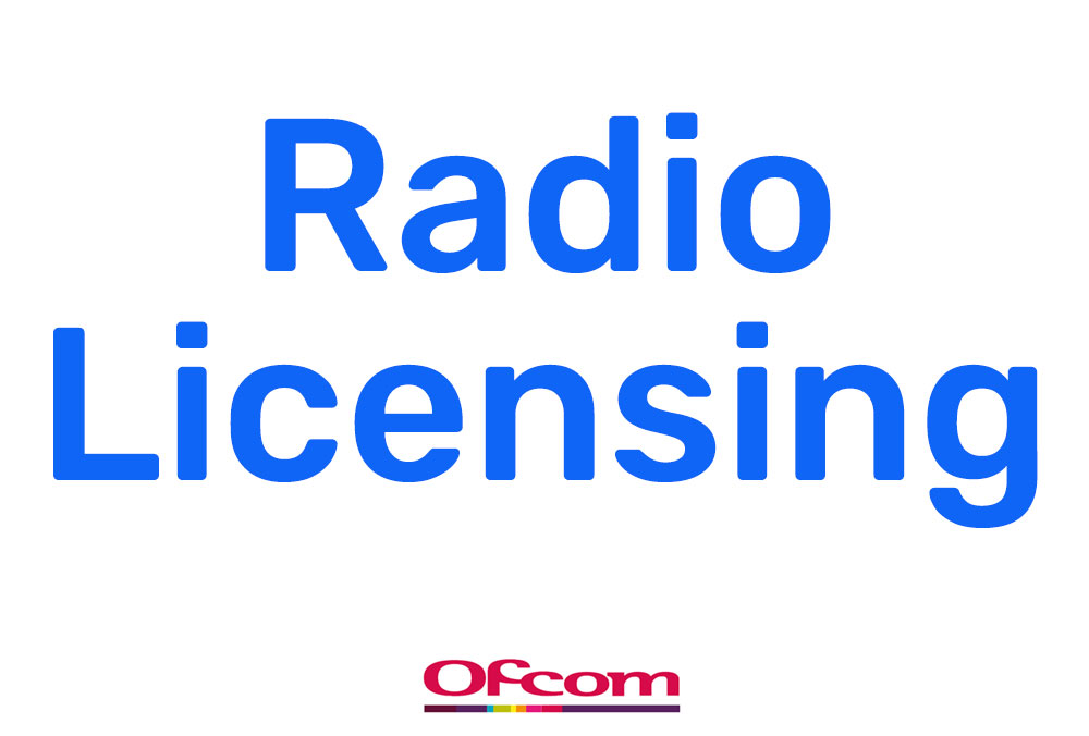 two way radio licensing