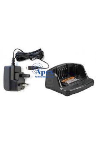 Single Unit Charger: XT420 / XT460 / XT660