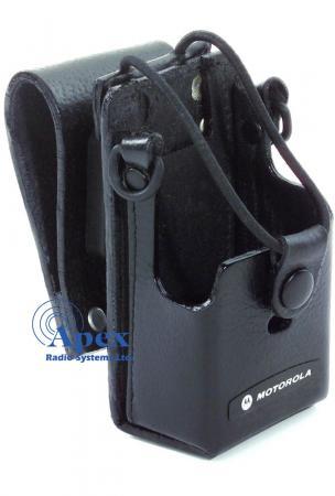 XT420 / XT460 Hard Leather Carry Case