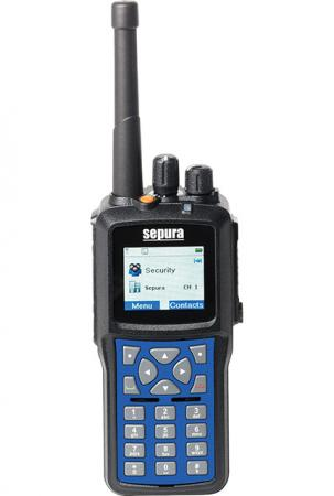 Sepura SBP8040 GPS Portable