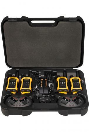 Motorola TLKR T80 Extreme Quad Pack