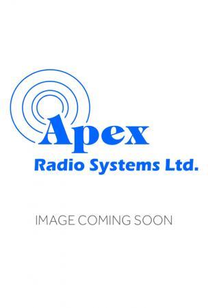 G-Shape Earhanger 3-Wire EP w/ Lapel Mic
