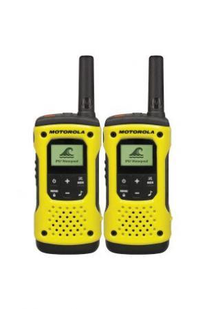 Motorola T92 H2O Two Way Radio