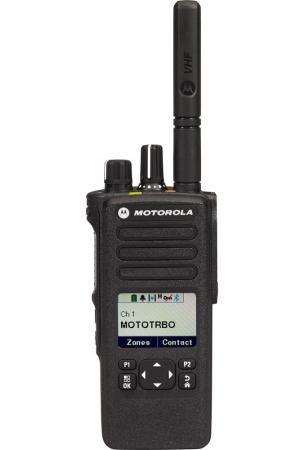 Motorola DP4600E Digital Radio