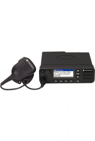 Motorola DM4600e Digital Mobile Radio